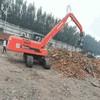 China Hydraulic Grapple Excavator Scrap Grab Scrap Steel Grabber