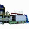 semi continuous plastic oil pyrolysis plant