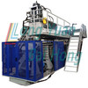 100L Fully automatic plastic chair plastic blow molding machine product making machinery