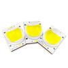 Flip Chip Ceramic Base COB 60W COB LED With 90° Lens
