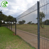 Factory High security 358 clearvu anti climb fence for South Africa