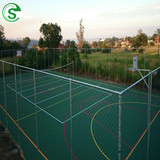 High Quality Playground/Football/Basketball/Tennis Field Used Wire Mesh Sports Fence