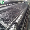 Wholesale Cheap Galvanized Strong Chain Link Wire Mesh Security Fence/Fencing