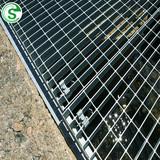 Galvanized Reinforced Steel Bar Floor Grating, Bearing bar Grating