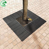 Hot Dipped Galvanized/Stainless Steel Grating Floor Cover for Tree
