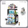 LOZ 2020 Educational toys street Mini  series DIY toy for kid Photography shop