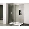 Frameless Wetroom Shower Panel, AB 4135