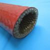 Heat shield silicone fiberglass Thermal Heat Sleeving