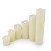 Ivory Flame LED Wax Candle Light (6 pcs)