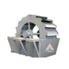 Impeller sand washing machine High-efficient Sand Washing Machine  Industrial Sand Washing Equipment factory
