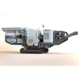 Tracked mobile crusher Crawler mobile crusher  Industrial Mobile Crushing Equipment china