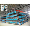 Seamless steel pipe and seamless line pipe