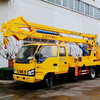 Japanese I-SUZU 16m aerial platform truck for factory price sale