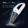 Portable high appearance level great suction car vacuum cleaner