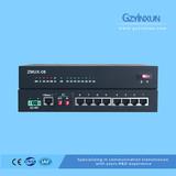 Mini PCM Multiplexer-ZMUX-08E