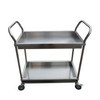 Stainless Steel Double-deck Trolley
