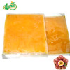 Frozen seedless Passion fruits puree in PE packing