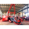 JMD450  2200M3 Cutter suction dredger