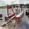 JMD350  14inch  Cutter suction dredger