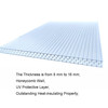 Honeycomb Polycarbonate Sheet