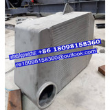 16SE777B 16SE777C Perkins Oil Cooler for 4016-61TRG gas generator parts