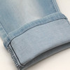 Archroma Royal Baby blue denim  custom Indigo Denim Fabric  custom blue Denim Fabric company