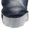 Broken Twill Denim Fabric  100% Cotton Selvedge Denim company  custom authentic denim fabric
