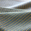 Colored Twill Fabric  Woven Twill company  Skyline Textile Plaid Twill Fabric   Light Weight Stripe Twill supplier