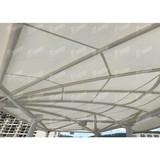 permanent architecture materials Light Rail Membrane Structure