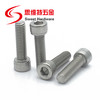DIN912 SOCKET HEXGON CAP SCREW ALLEN BOLT SS304 SS316