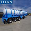 TITANchemical tanker trailer advantages: