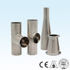 Sanitary Stainless Steel T304 and T316L 3A DIN SMS Rjt Pipe Fittings