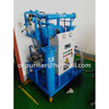 Portable Insulation Oil Purifier, Degassing, Dewatering Unit for switch oil, tap changer oil, cable oil