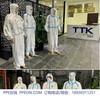 Medical protective clothing for anti-Covid-19 医用防护服-新冠肺炎医护人员专用-CE/FDA双证