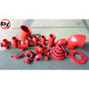 ductile iron pipe fittings grooved pipe fittings