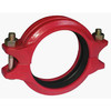 ductile iron pipe fittings grooved pipe fittings rigid pipe couplings