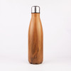 17 oz double stainless steel cola shape insulated swell water bottle vacuum flask