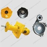 HDSP Series Sump Slurry Pump, Vertical Sump Pump