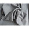 Hemp/organic cotton jersey knitted fabric,175g/m2