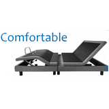 Adjustable Power Base Bed Comfortable