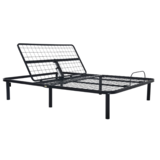 Mesh Bed Base with Bed Legs Electric Bed Adjustable Bed