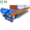 Solid-liquid separation filter press