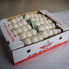 Shandong normal white pure white garlic packed for supermarket