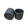 Gasification graphite crucible for vacuum coating aluminum zinc