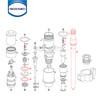 injector nozzles 6.7 cummins 0445120059 Dodge diesel engine injector,injector nozzles duramax