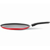 35 CM carbon steel frying pan non stick coating cooking pizza pan