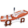 3D lifting jade electric spa massage bed with LCD hand control