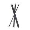 304 Stainless Steel Epoxy / Pvc Coated Cable Tie