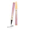 Oem available black waterproof cosmetics makeup eye liner pencil