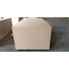 1260*2500*1.1mm plain mdf board